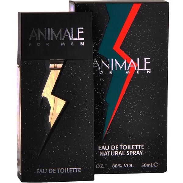 ANIMALE FOR MEN EAU DE TOILETTE CABALLERO 100ML