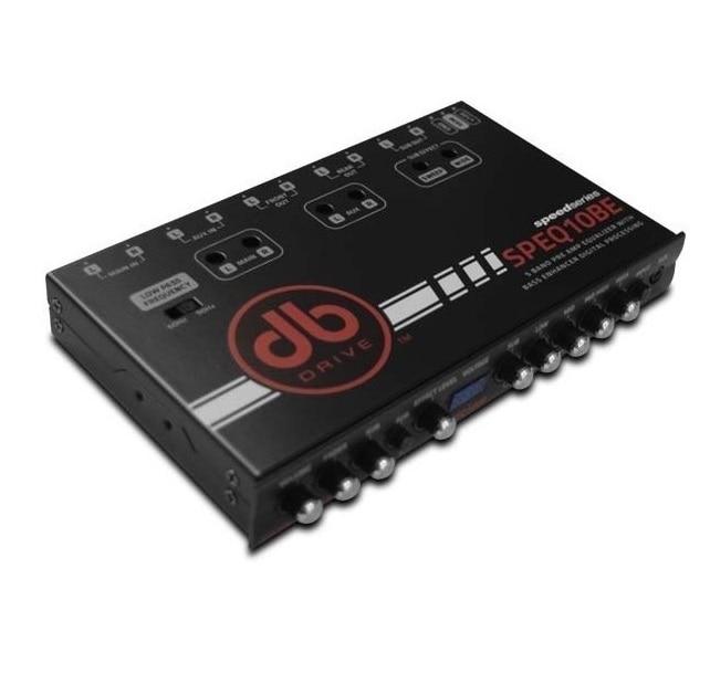 Ecualizador Con Epicentro Digital Db Drive Speq10be 5 Bandas