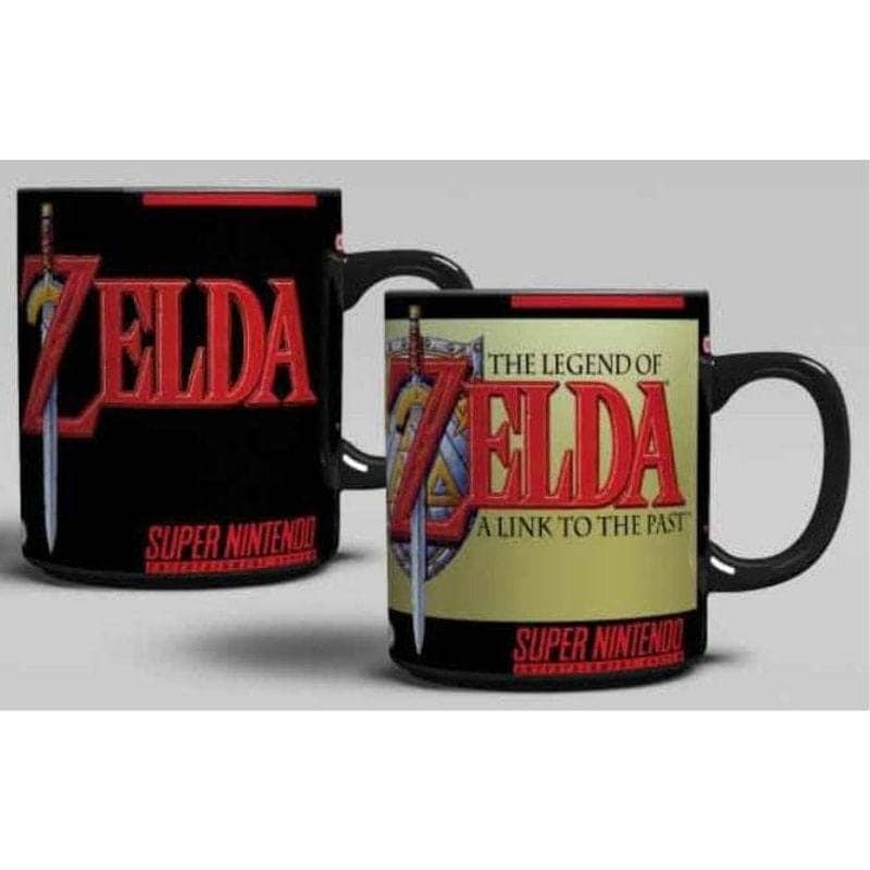 Taza Térmica Legend Of Zelda