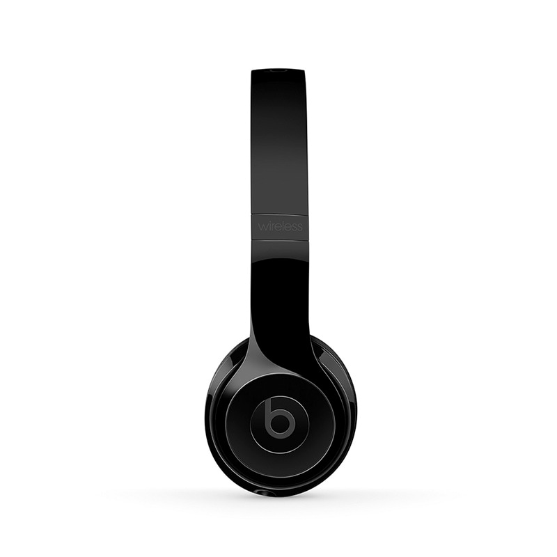 Audifonos Beats by Dr. Dre Solo3 Wireless Bluetooth-Negro Gloss
