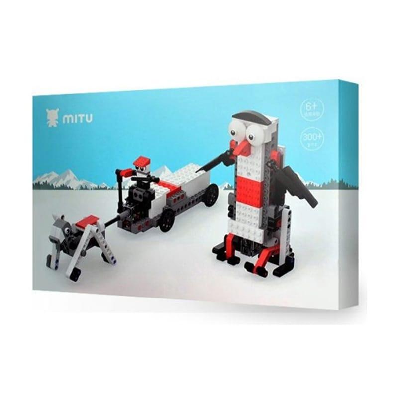 Juguete De Control Remoto Xiaomi Mi Mini Robot Builder