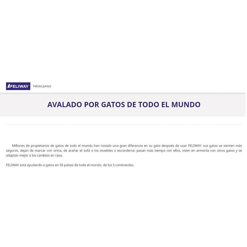 Feliway Friends Gato Difusor Eléctrico C/ Cartucho / Recarga