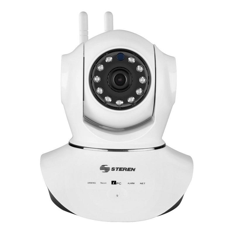 Sistema Seguridad Wifi Cámaras Y Sensores Vigilancia Steren