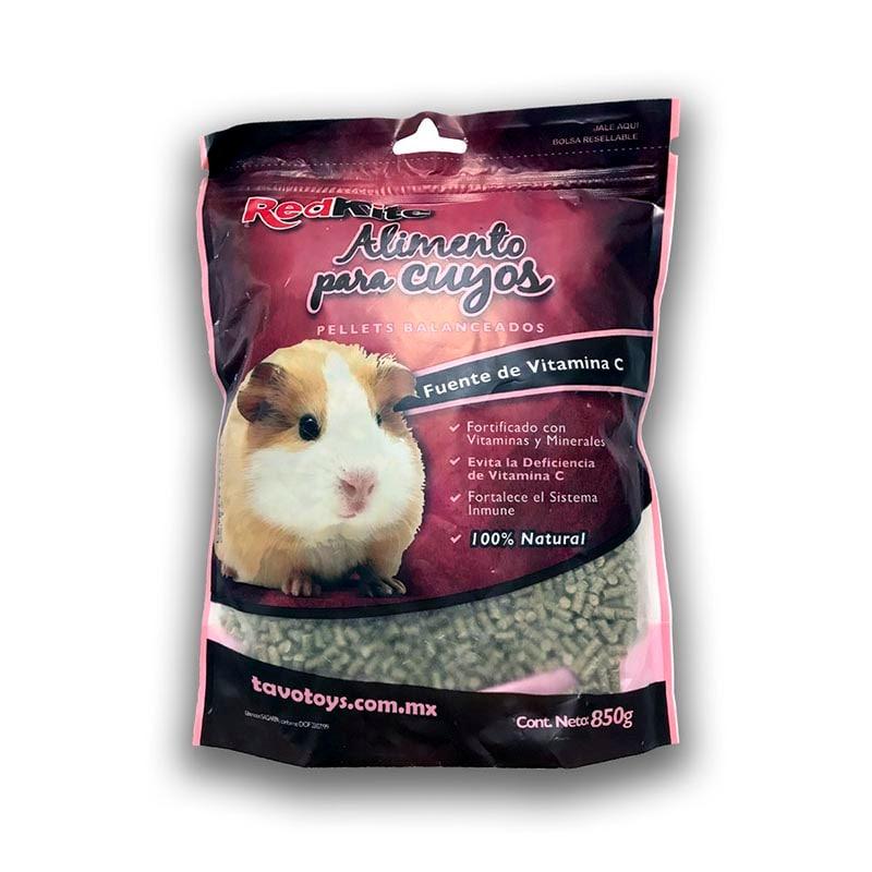 Alimento Para Cuyos Cobayas Conejillo De Indias Cuys 850 g X 6 Pz