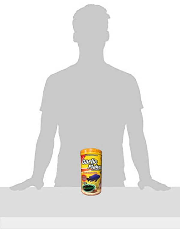 Alimento Para Peces Con Ajo Garlic Flakes Hojuelas Inmunoestimulantes 150 G