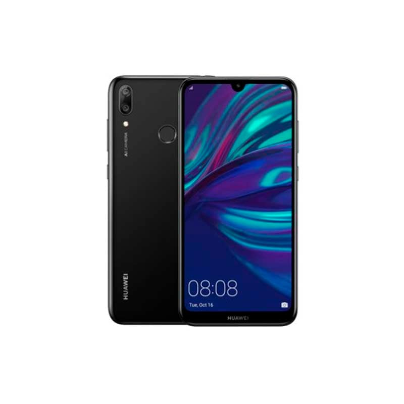 Celular Huawei Y7 2019 32GB 3GB Ram - Negro