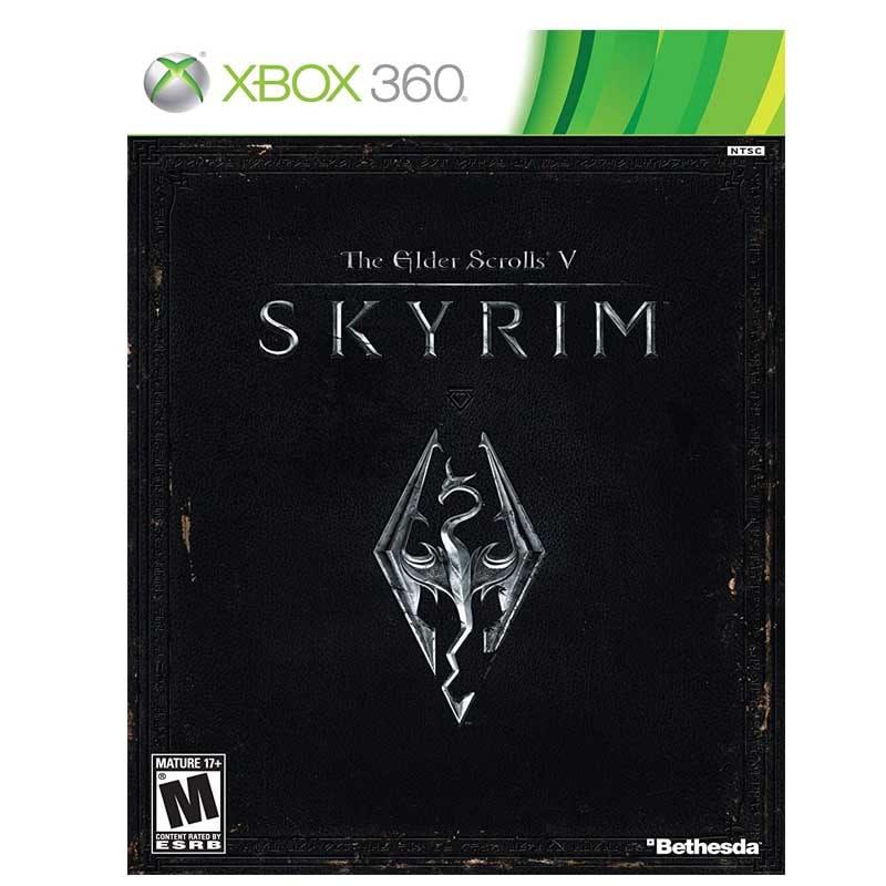 Xbox 360 Juego The Elder Scrolls V Skyrim Para Xbox 360