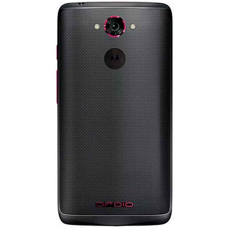 Celular MOTOROLA Moto Droid Turbo 3GB 32GB Android 6.0.1 Morado
