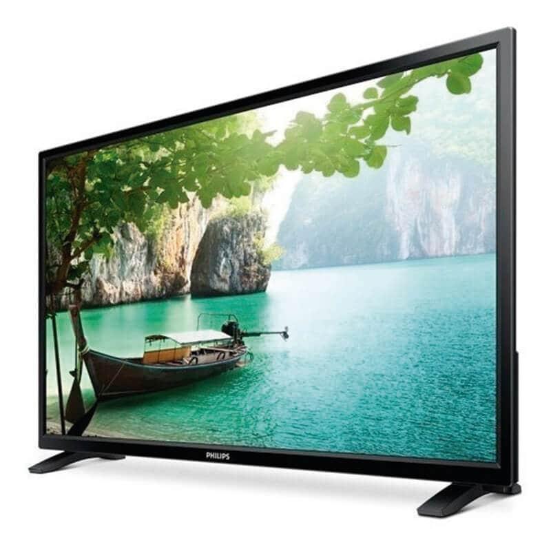 Tv Monitor De 24 Pulgadas Philips 720p Hd Hmdi Usb  Antena Auxiliar REACONDICIONADA