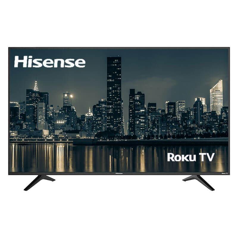 Pantalla Smart Tv  Hisense Led 4k 65 Pulgadas Con Roku REACONDICIONADO