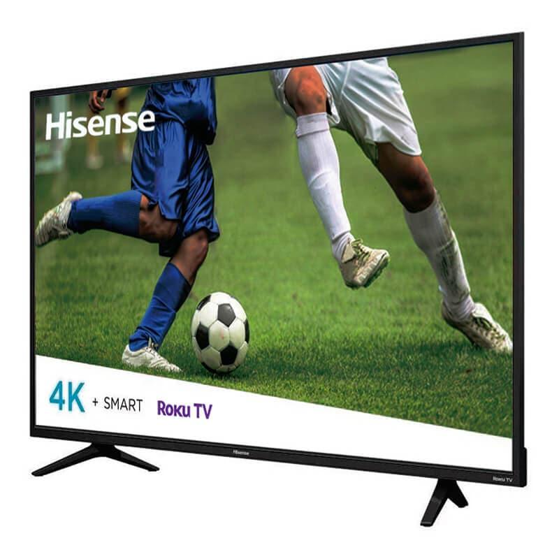 Smart Tv  Pantalla Hisense Led 4k 50 Pulgadas Con Roku REACONDICIONADO
