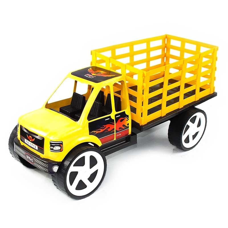 Camion Infantil de Rendilla de Plastico - FoodKeepers