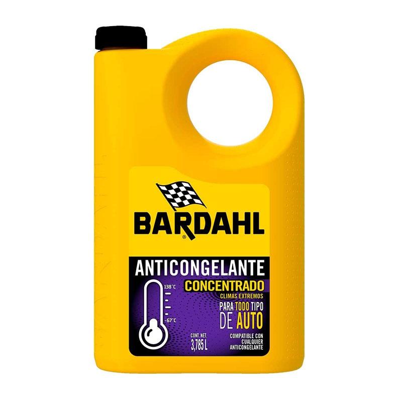 Anticongelante Galon Motores Combustión Interna Barahl