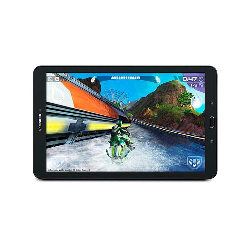 """Tablet Samsung Galaxy TabE Quad Core RAM 1GB Flash 8GB LED 9.6""""- Negro"""