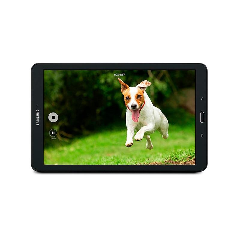 """Tablet Samsung Galaxy TabE Quad Core RAM 1GB Flash 8GB LED 9.6""""-Blanco"""