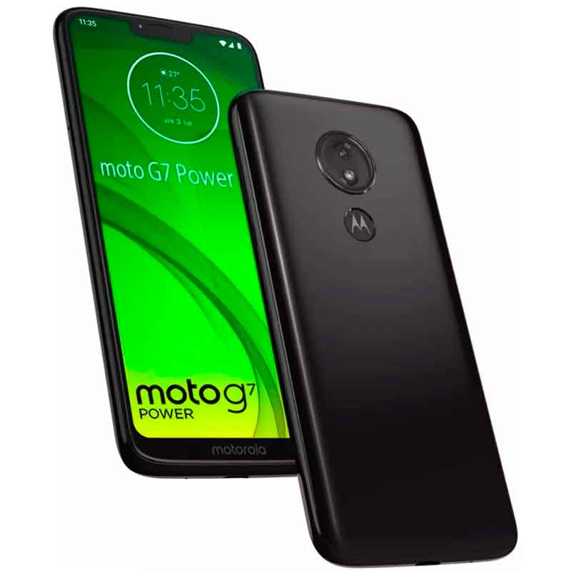 Celular Motorola Moto G7 Power 3gb 32gb Android 9.0 Negro