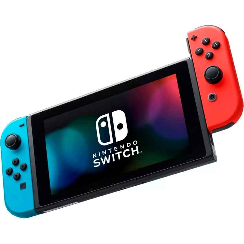 Consola NINTENDO Switch 32GB Controles Joy Neon