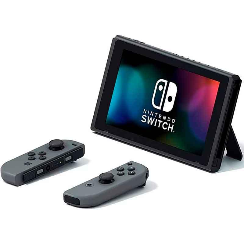 Consola NINTENDO Switch 32GB Controles Joy Gris