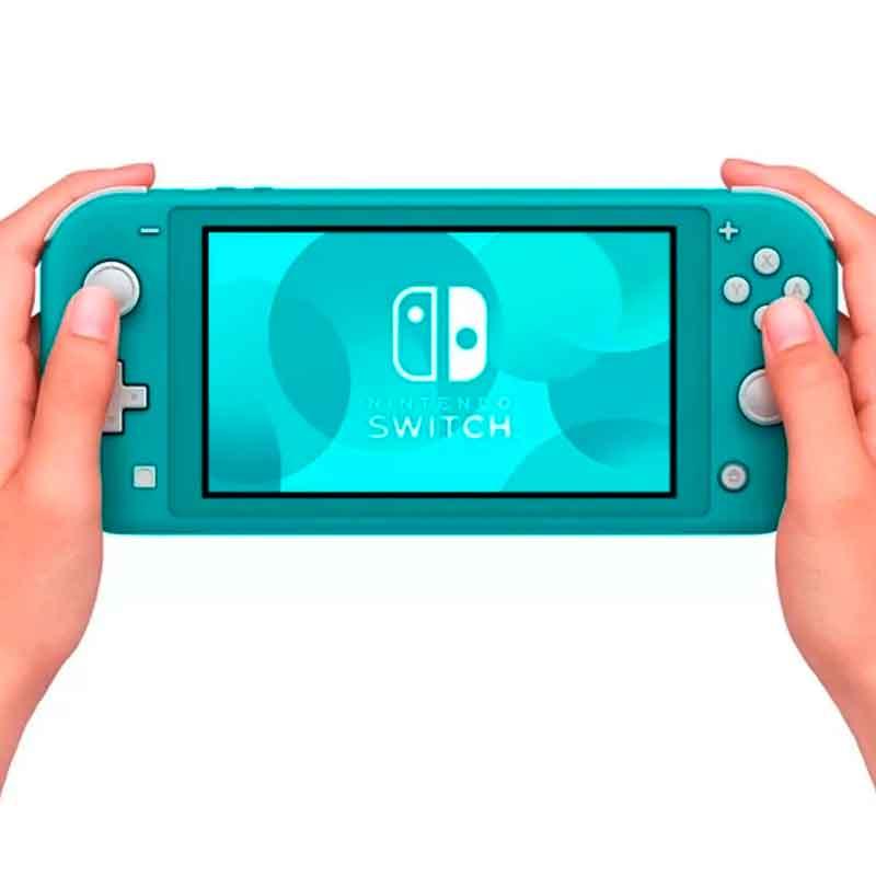 Consola NINTENDO Switch Lite 32GB Turquesa