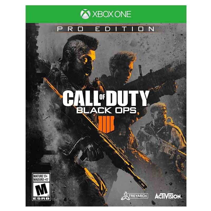 Xbox One Juego Call Of Duty Black Ops IIII Pro Edition