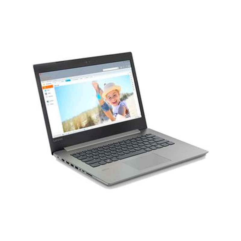 Laptop  Lenovo S145-14AST AMD A4-9125 500GB DD 4GB Ram - Gris / 1 año de garantía