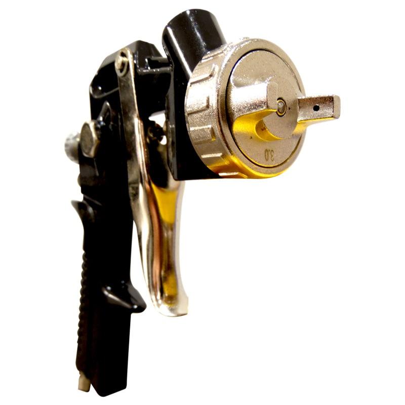 Pistola Gravedad de Acero 3 mm Hibrida Altos Solidos Goni