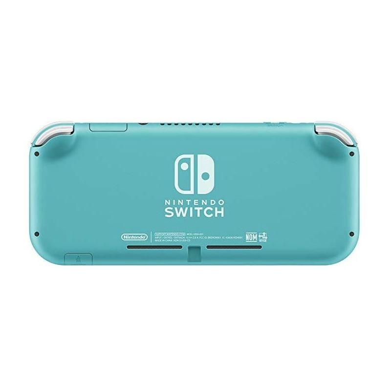 Consola Nintendo Switch Lite Turquesa Azul - Standard Edition