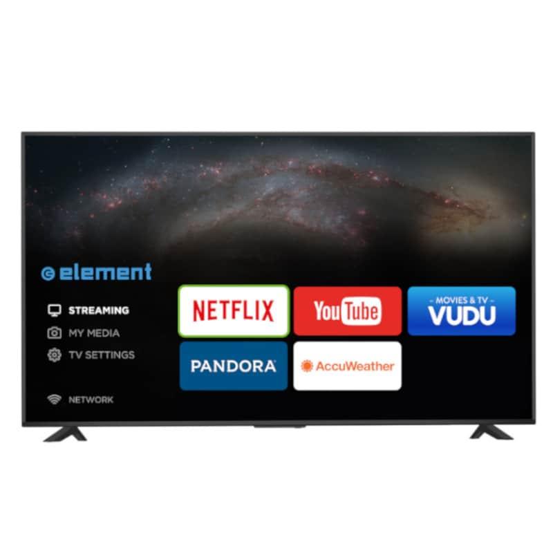 Pantalla Smart Element 65 4k Uhd E4sw6518