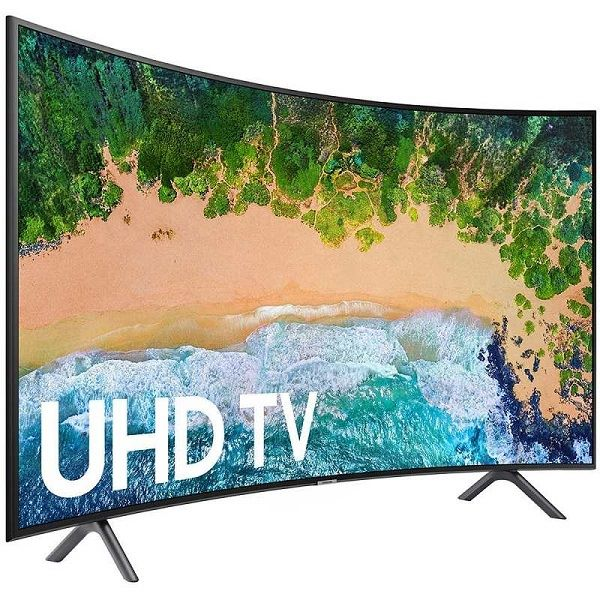 Smat TV 65 Samsung 4K UHD HDR Dolby digital UN65NU7300FXZA - Reacondicionado