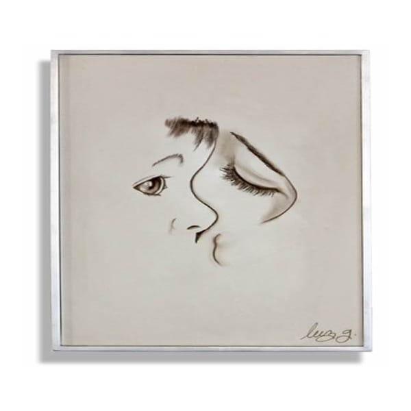 Cuadro Decorativo El Amor De Mi Vida - Këssa Muebles