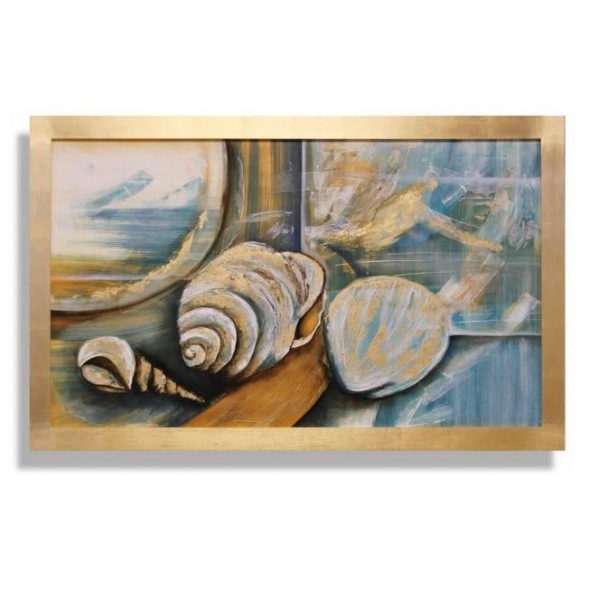 Cuadro Decorativo Corales - Këssa Muebles