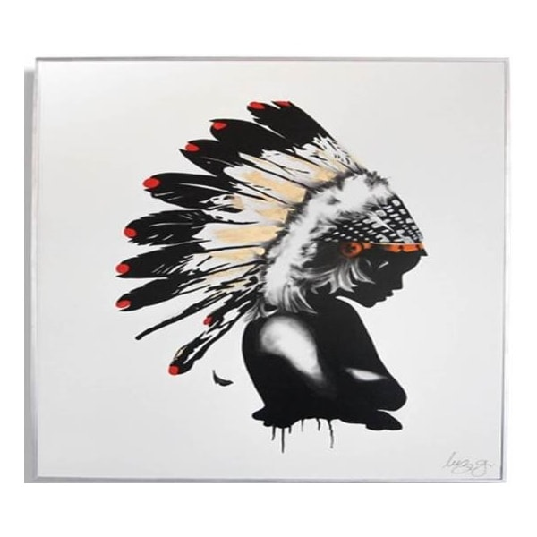 Cuadro Decorativo Native - Këssa Muebles