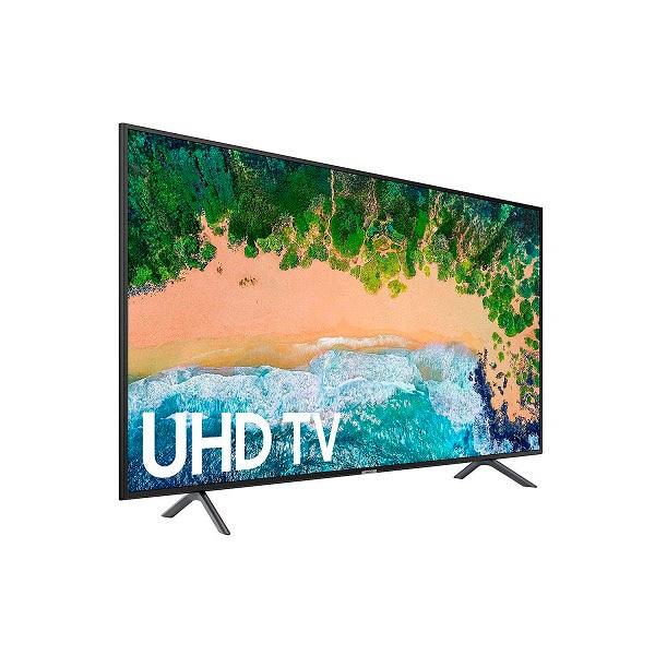 Smart TV 75 Samsung 4K UHD HDR UN75NU710DFXZA
