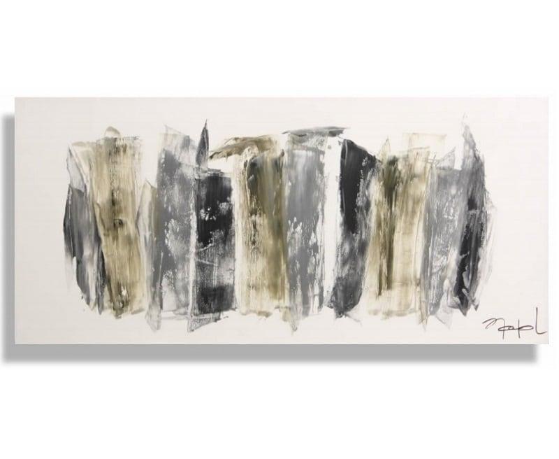 Cuadro Decorativo Neutro - Këssa Muebles