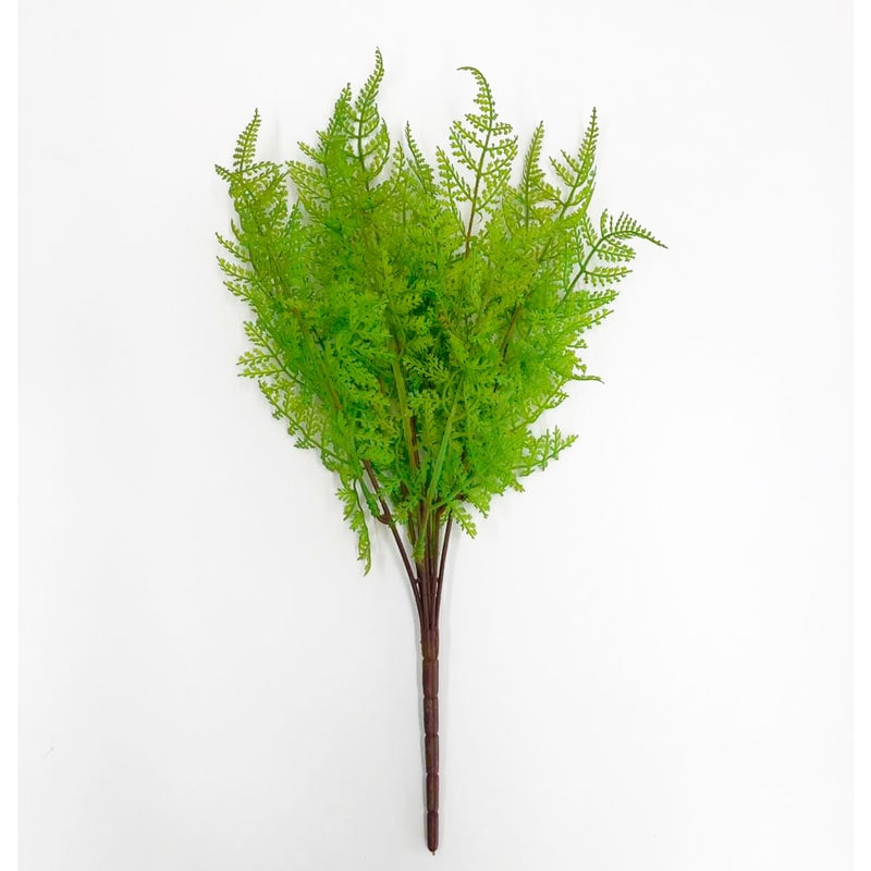 Planta Boston Fern Tropical Helecho Artificial Para Decorar 55 cm de largo