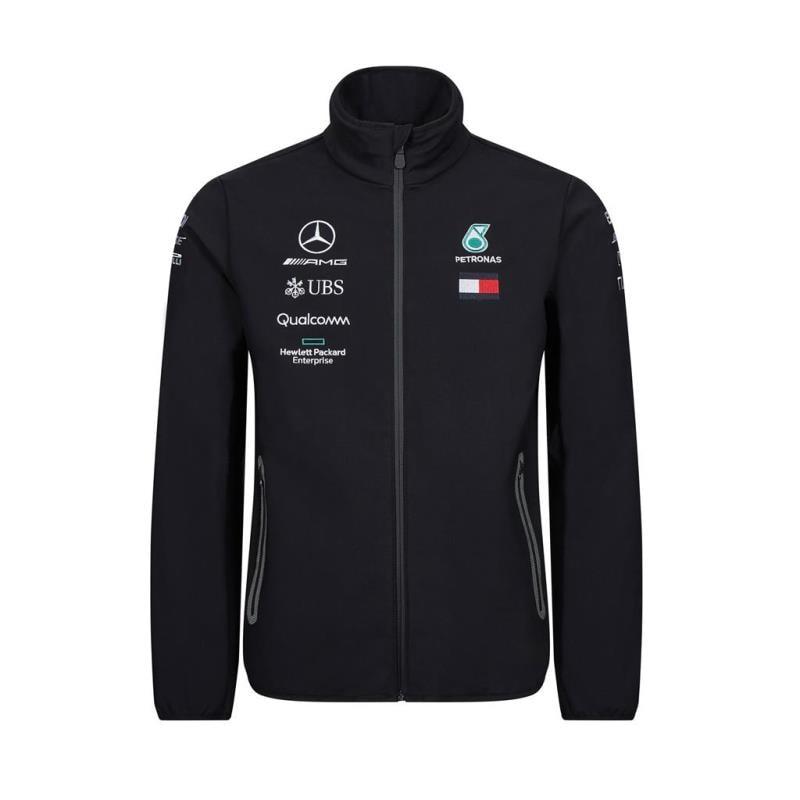 Chamarra oficial para hombre Mercedes AMG Petronas NUEVO