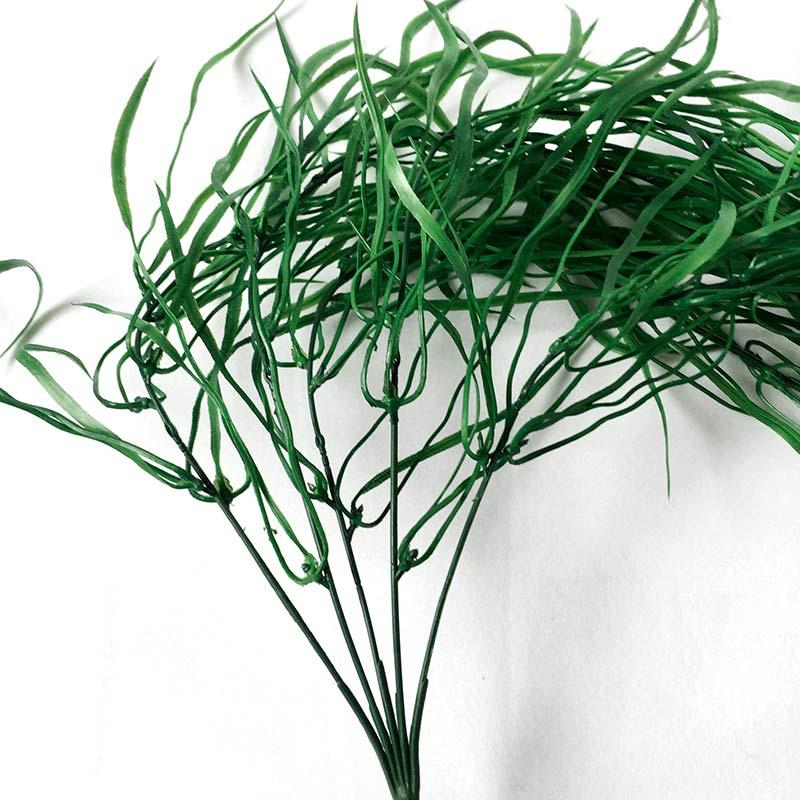 Planta Sauce Verde Largo Artificial Para Decorar 92 cm de largo