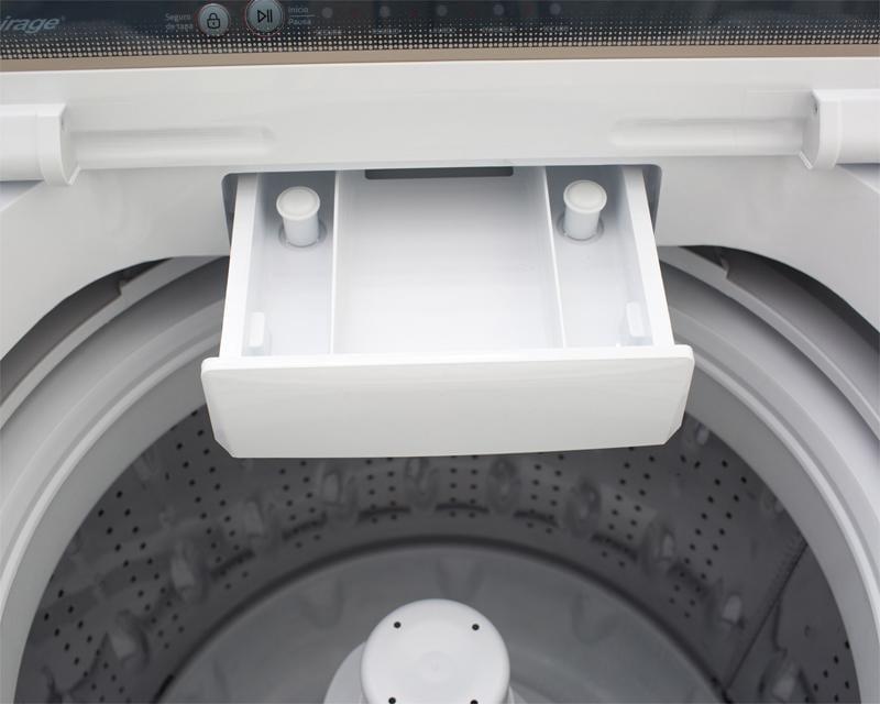 Lavadora Automática Miraje LMA022M 22 Kg 9 Ciclos