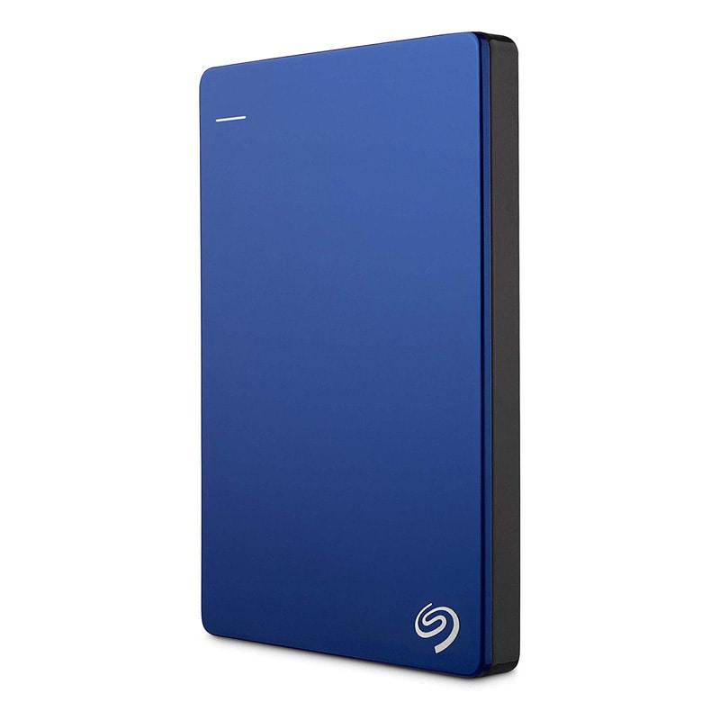 DISCO DURO EXTERNO SEAGATE 2TB BACKUP SLIM AZUL 2.5 USB 3.0 STDR2000102
