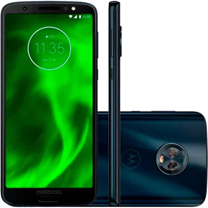 Celular Motorola Moto 1s G6 4gb 64gb Octa Core Android 8.0