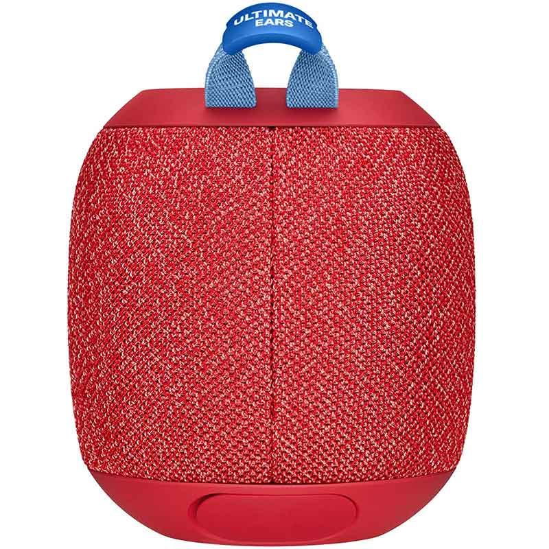 Bocina Bluetooth LOGITECH UE WonderBoom 2 RED 984001556