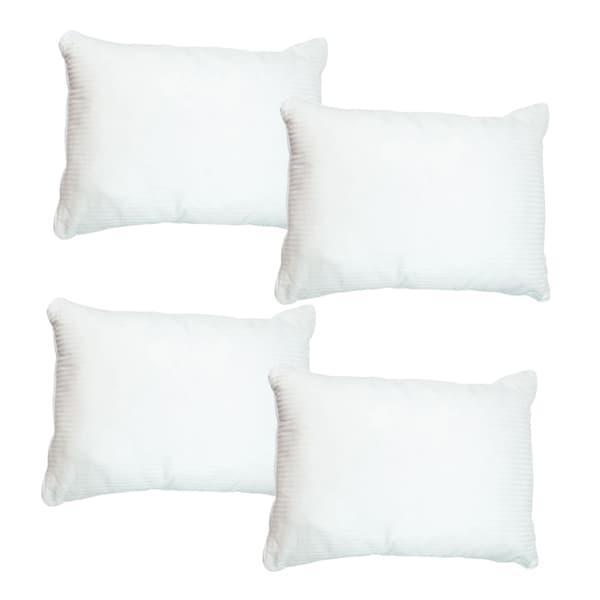 Pack de 4 Almohadas Luxury de Spring Air