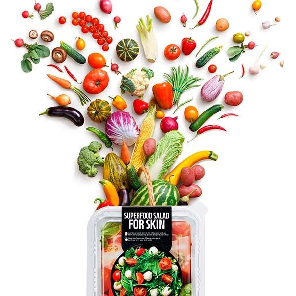 Mascarillas Superfood Salad For Skin B