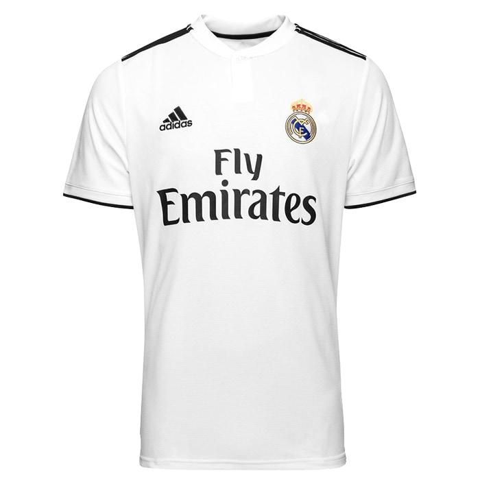 JERSEY ADIDAS REAL MADRID LOCAL 2018  - NIÑO
