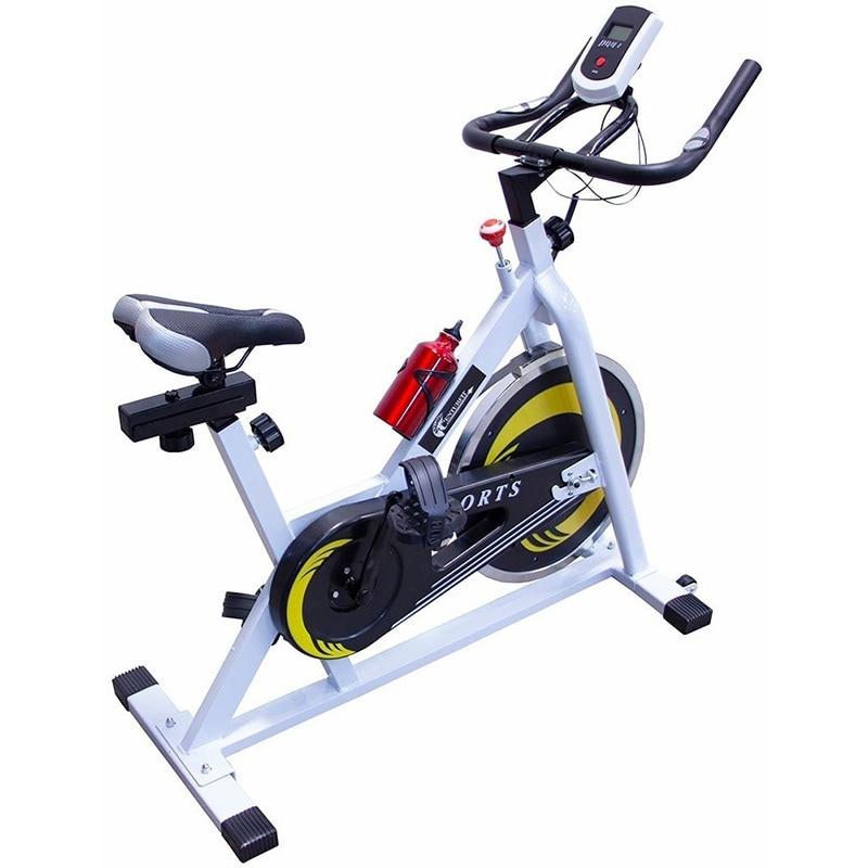 Bicicleta Spinning Fija 10kg Ejercicio Gym Centurfit