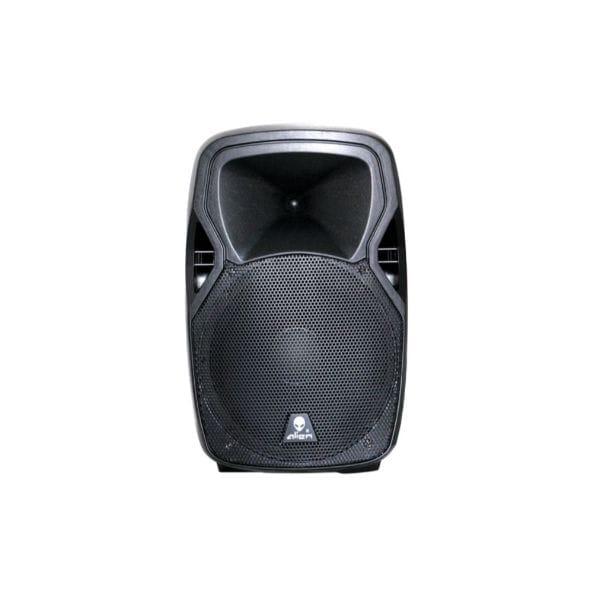 "Bafle Amplificado ALIEN PRO BLAST Negro 15"" MP3 USB"