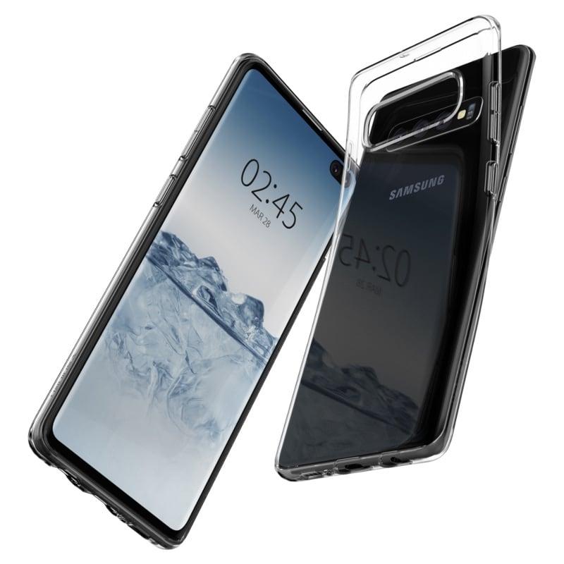 Funda Transparente Crystal Flex Galaxy S10 Spigen