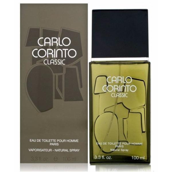 Classic De Carlo Corinto Eau De Toilette 100 ml