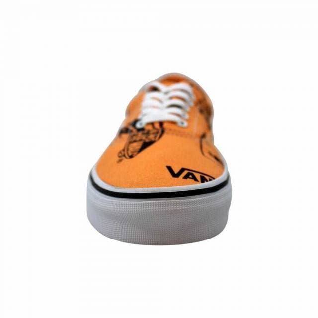 Tenis Vans Era Logo Mix Tangerine/Blac VN038FRU8K Originales