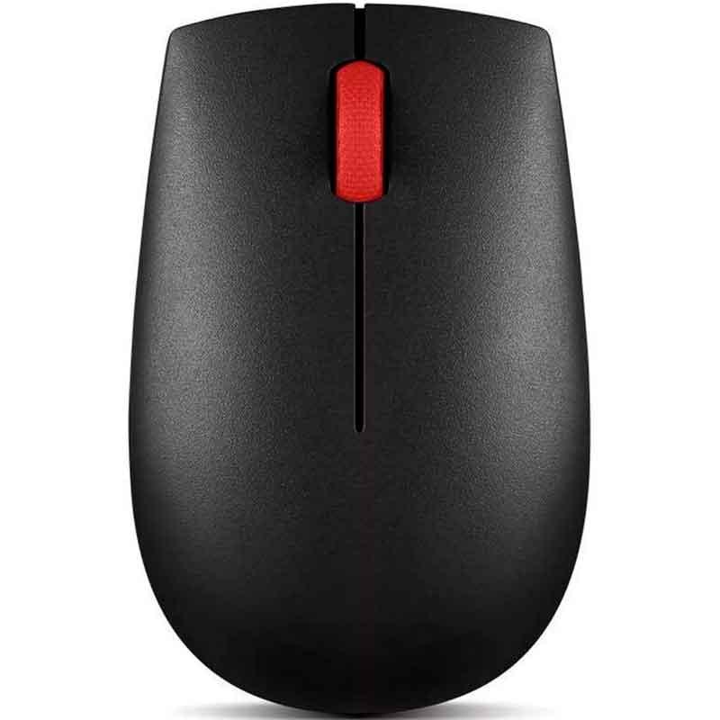 Mouse Optico Lenovo Compacto Esencial Inalambrico Wifi Negro 4y50r20864